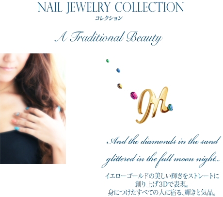NAIL JEWELRY COLLECTION